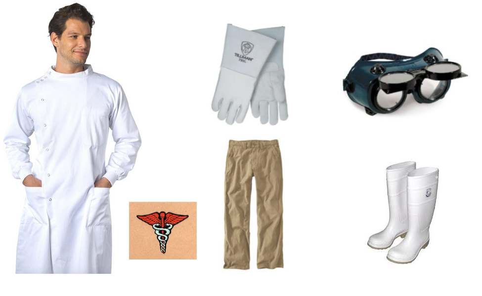 dr horrible costume - Dr Horrible Halloween Costume