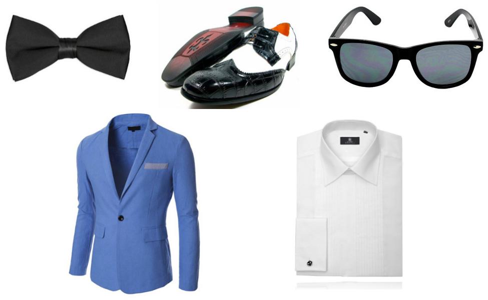 Gangnam Style PSY Costume