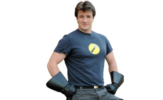 captain hammer in dr horribles - Dr Horrible Halloween Costume