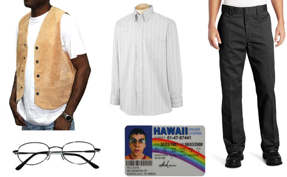 mclovin costume - Superbad Halloween Costumes