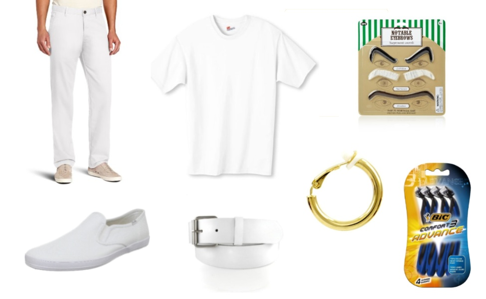 Mr. Clean Costume