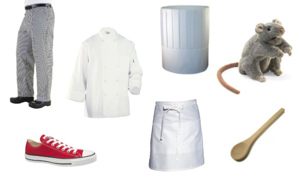 Ratatouille Costume Carbon Costume Diy Dress Up Guides For Cosplay Halloween