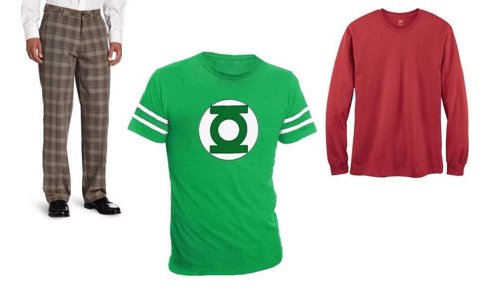 Sheldon Cooper Costume
