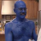 Tobias Blue Man
