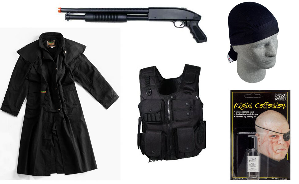 Omar Little Costume