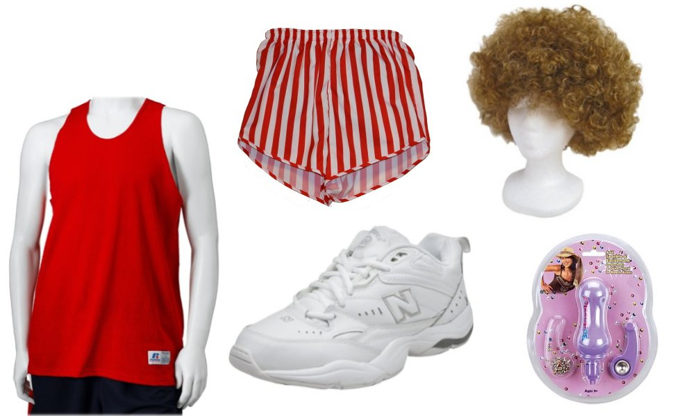 Richard Simmons Halloween Costumes