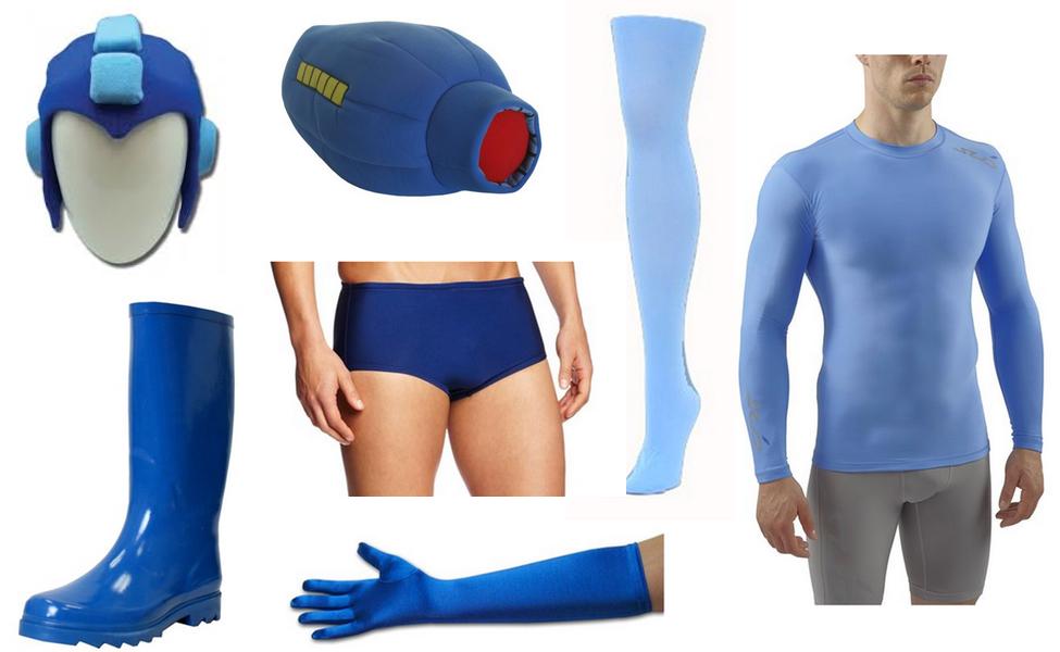 Mega Man Costume