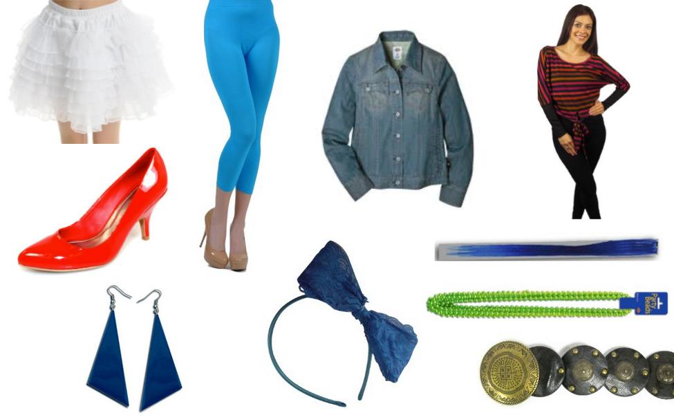 Robin Sparkles Costume