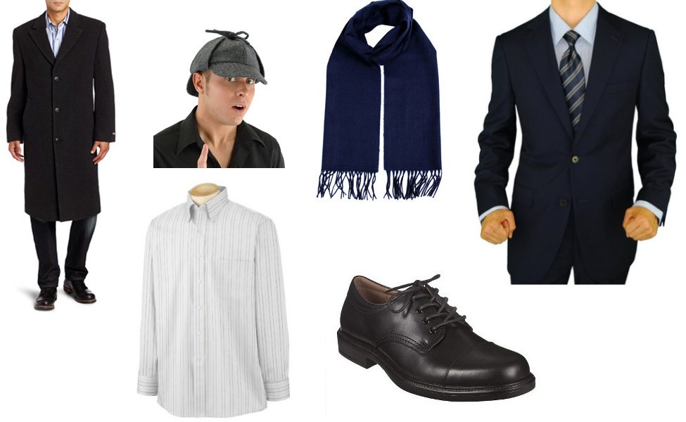 Sherlock Holmes (BBC) Costume