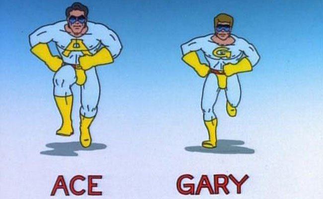 Opinion the ambiguously gay duo