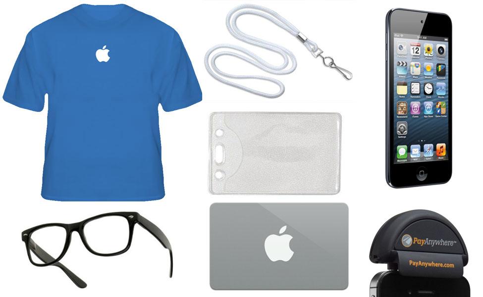 Apple Store Genius Costume