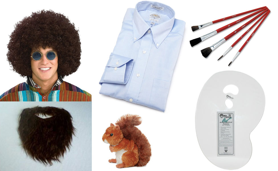 Bob Ross Costume  sc 1 st  Carbon Costume & Bob Ross Costume | DIY Guides for Cosplay u0026 Halloween
