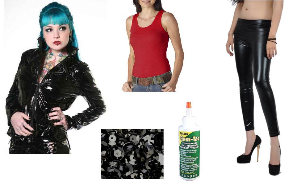 Lindsay Bluth Funke Costume