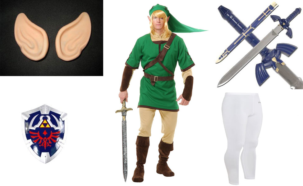 Link Costume  sc 1 st  Carbon Costume & Legend of Zelda Outfit Costume | DIY Guides for Cosplay u0026 Halloween