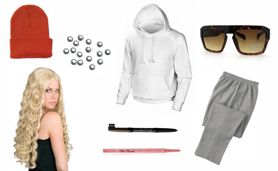 Amanda Bynes Costume
