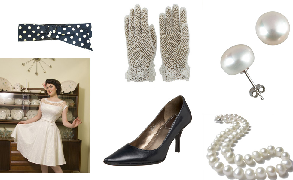 Betty Draper Costume