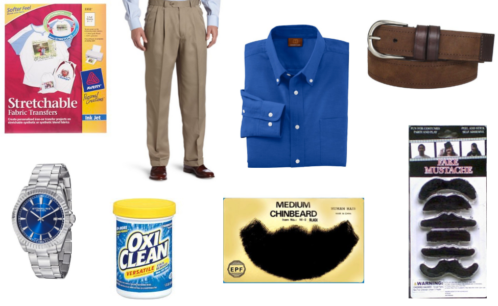 Billy Mays Costume