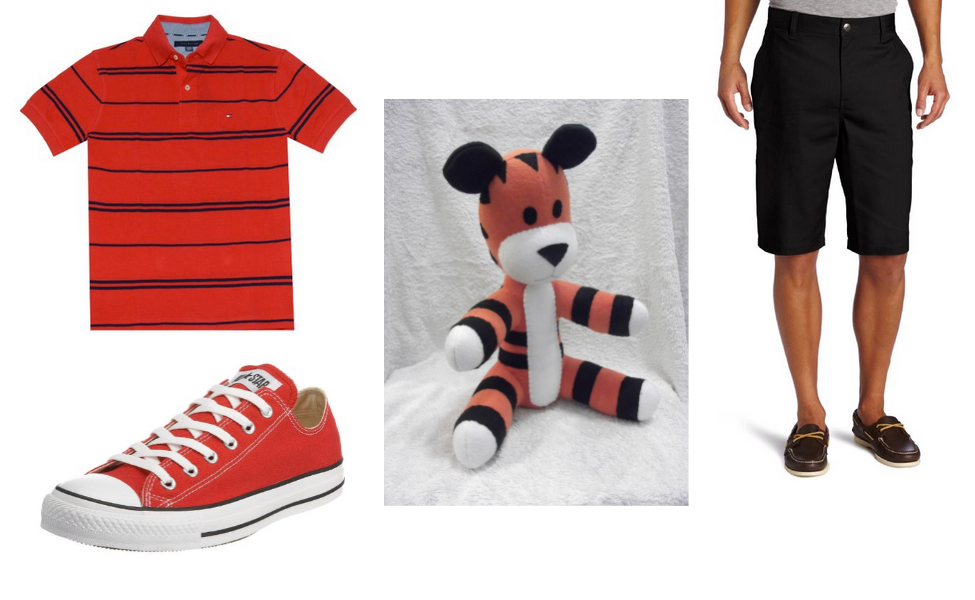 Calvin And Hobbes Costume Diy Guides For Cosplay Halloween