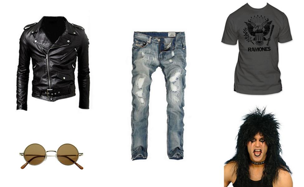 Joey Ramone Costume