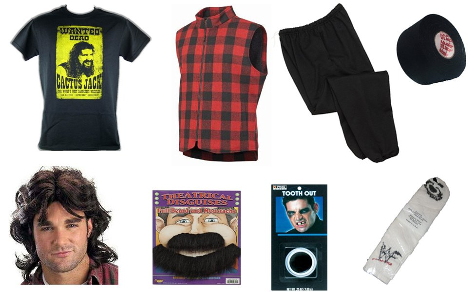 Mick Foley Costume