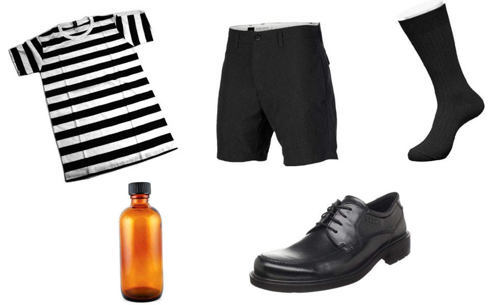Pugsley Addams Costume | DIY Guides for Cosplay & Halloween