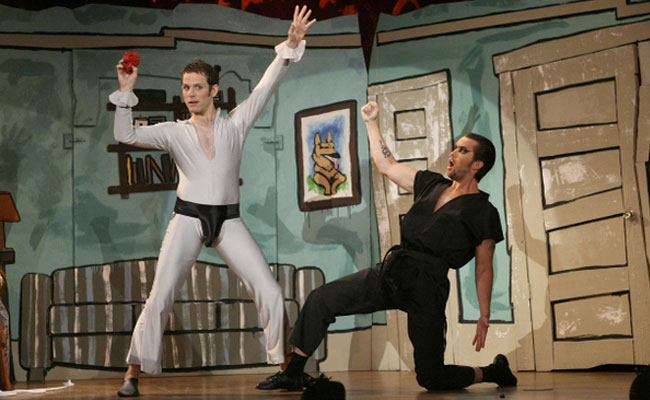 Dennis Reynolds as Dayman
