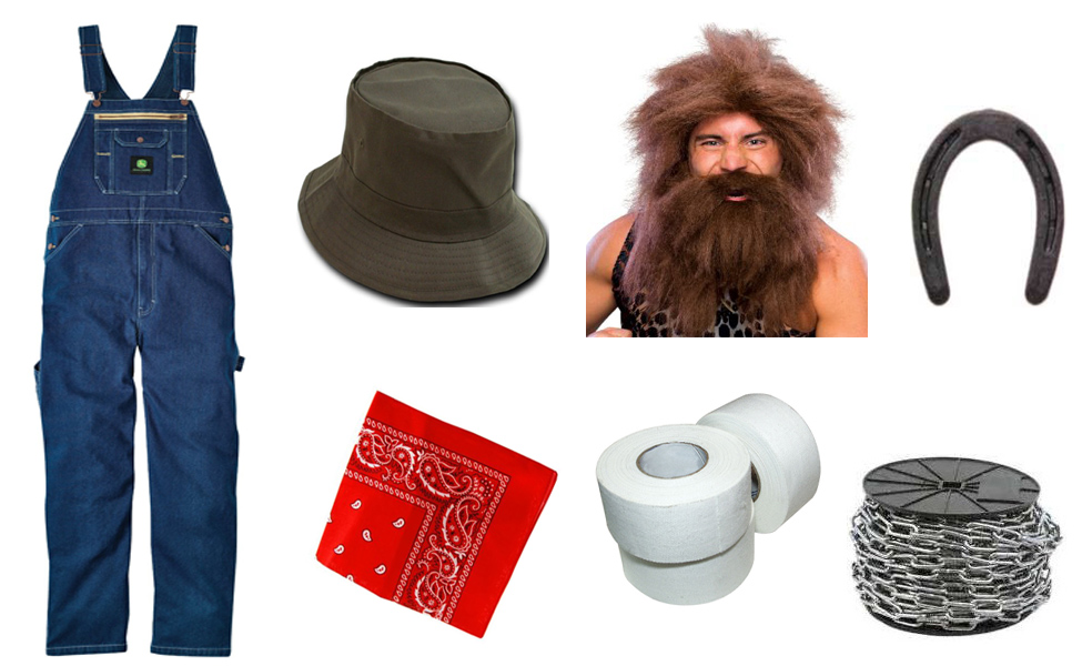 Hillbilly Jim Costume