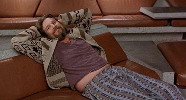 "Jeffrey ""The Dude"" Lebowski"