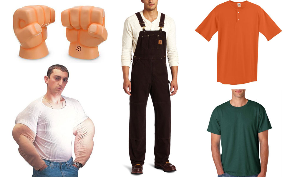 Wreck-It Ralph Character Costumes