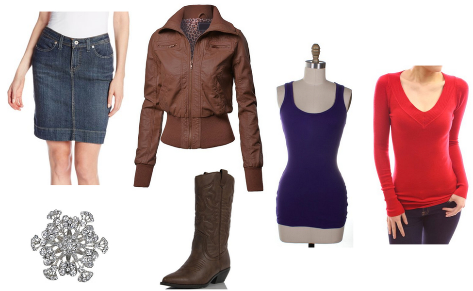 Amy Pond Costume