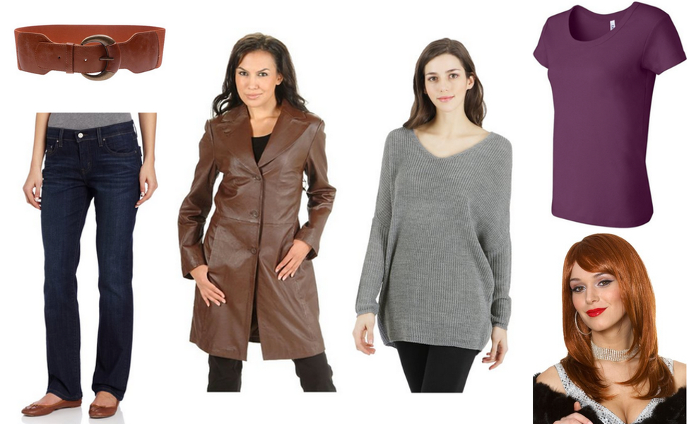 Donna Noble Costume | DIY Guides for Cosplay & Halloween