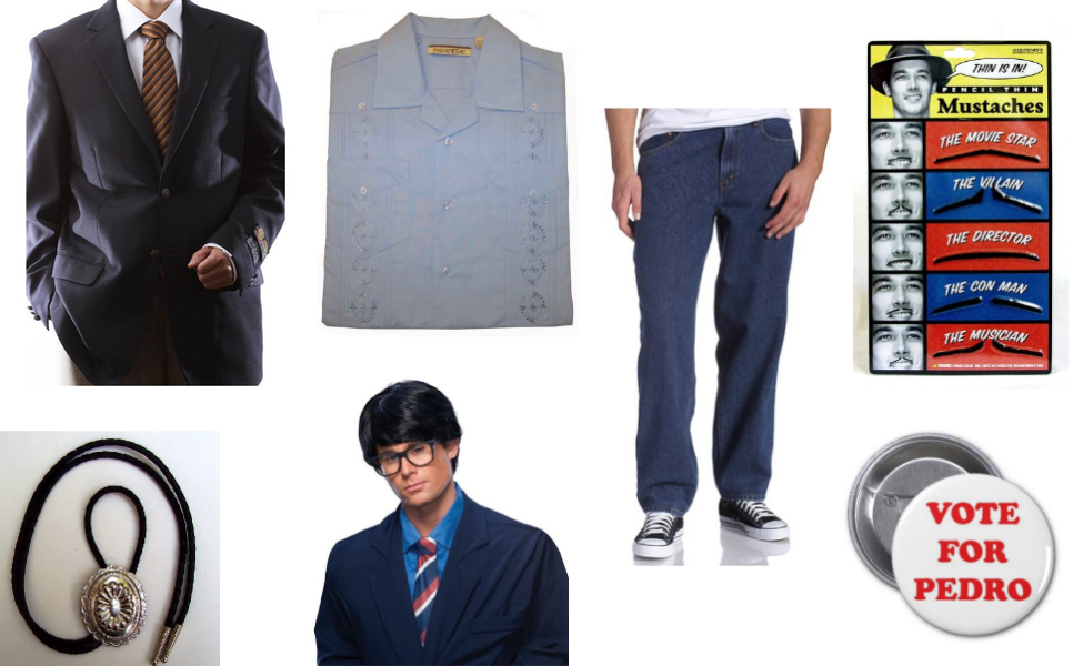 Pedro Sanchez Costume  sc 1 st  Carbon Costume & Pedro Sanchez Costume | DIY Guides for Cosplay u0026 Halloween