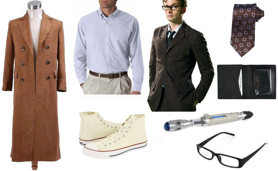 The 10th Doctor Costume