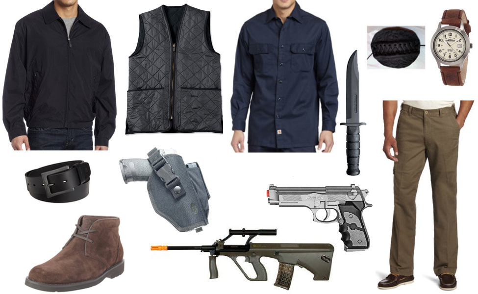 The Governor Costume