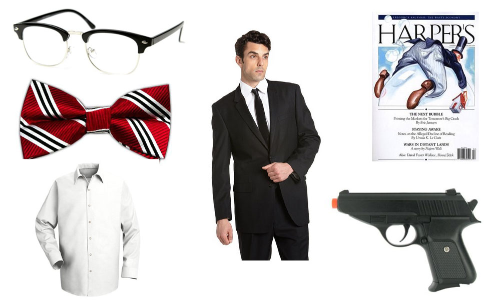 Brother Mouzone Costume