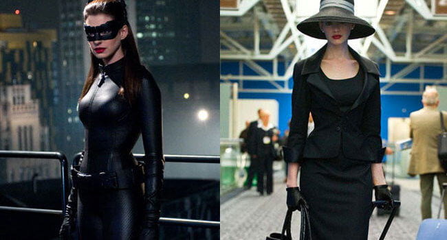 Selina Kyle as Catwoman