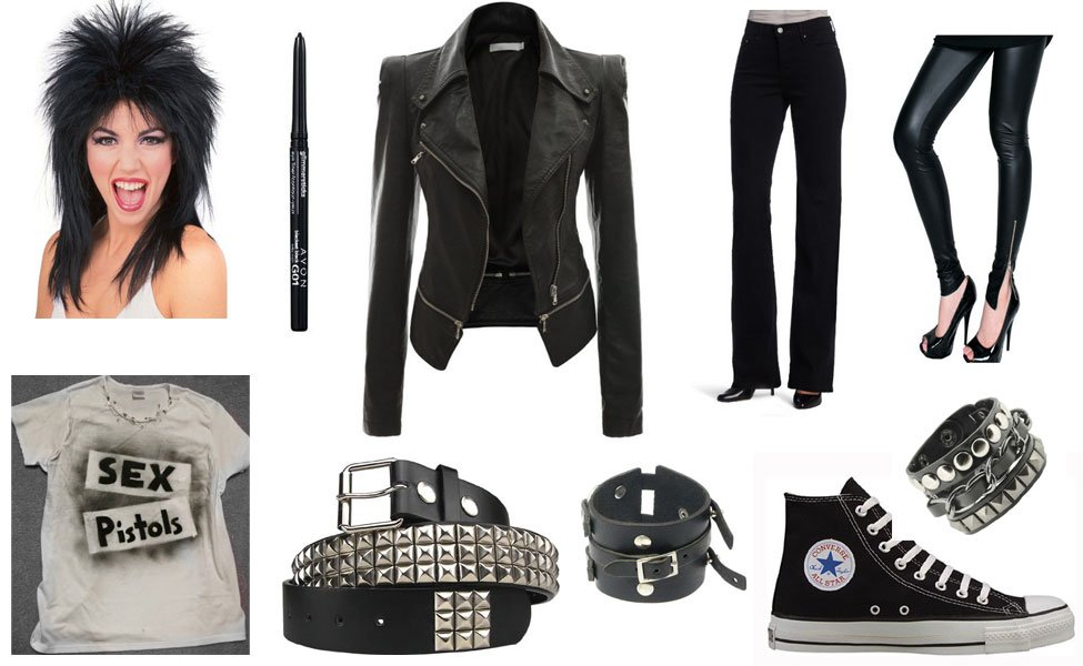 Joan Jett Costume