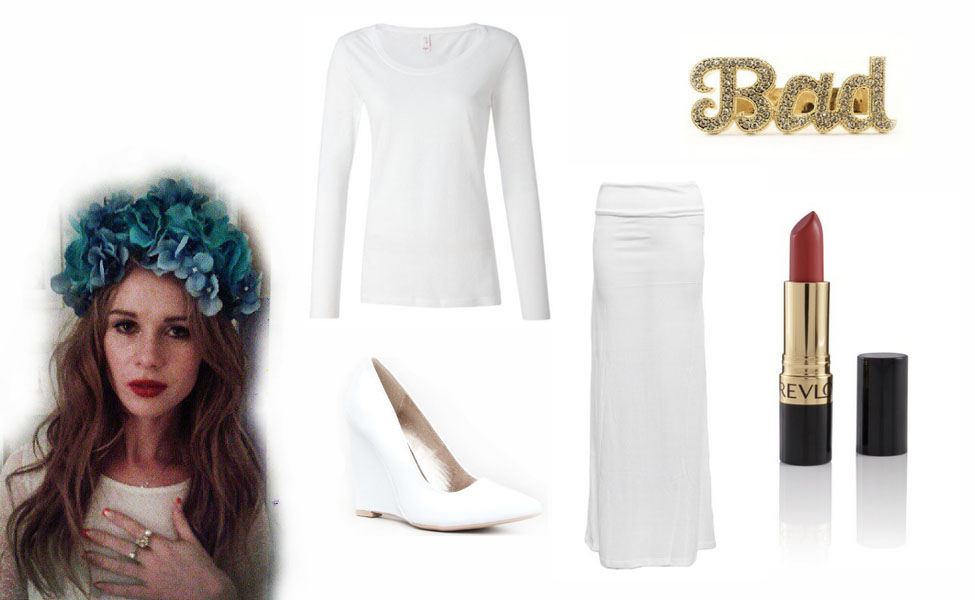 Lana Del Rey Costume Carbon Costume Diy Dress Up Guides For Cosplay Halloween