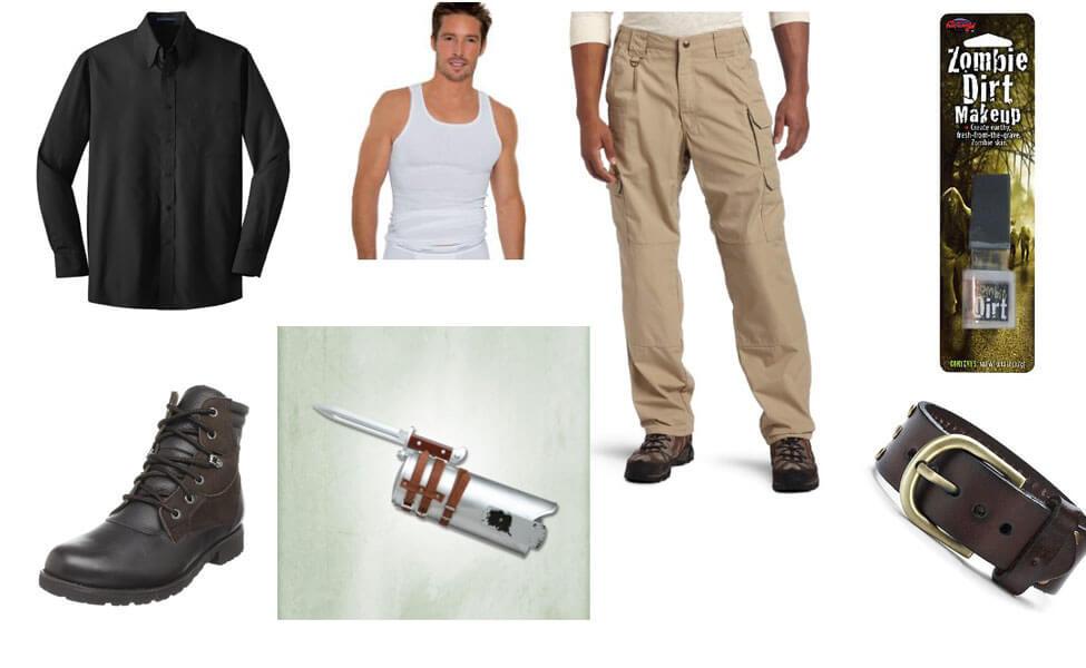 Merle Dixon Costume