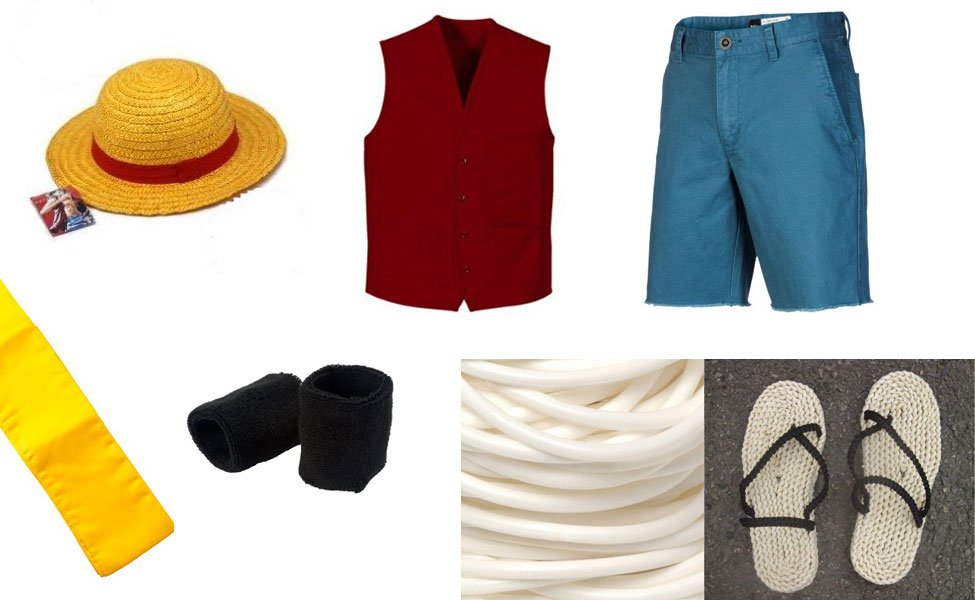 Monkey D. Luffy Costume
