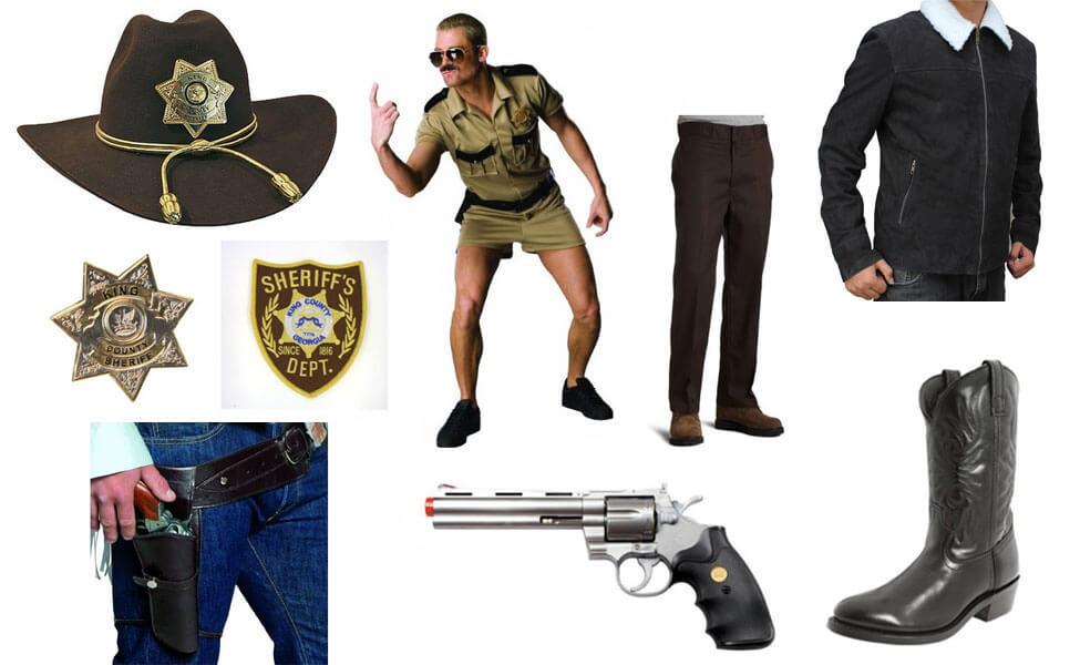Deputy Sheriff Rick Grimes Costume