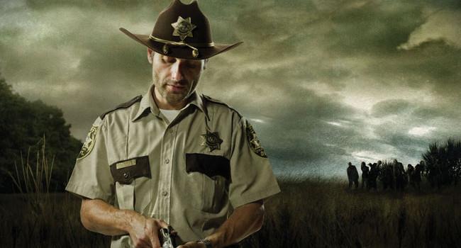 Deputy Sheriff Rick Grimes