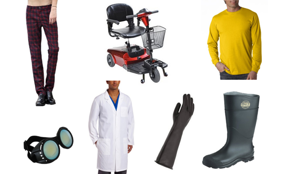 Dr. Nefario Costume