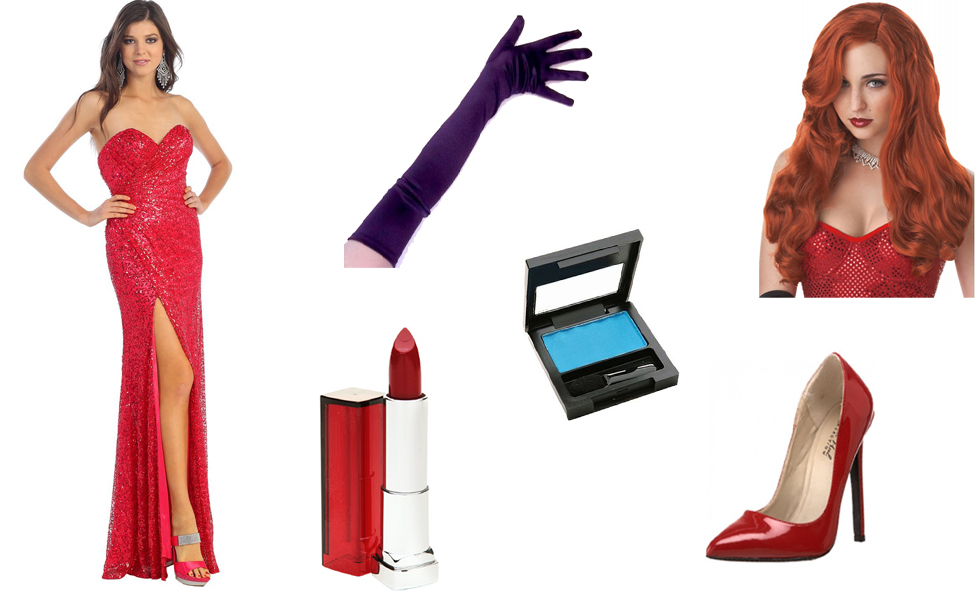 Jessica Rabbit Costume | DIY Guides for Cosplay & Halloween