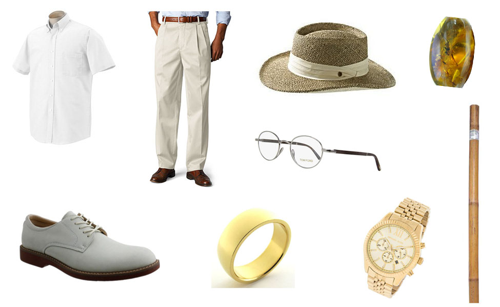 John Hammond Costume