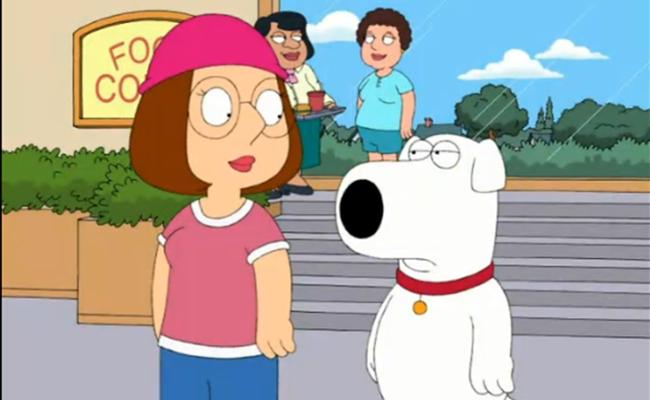 Meg Griffin Quagmire And Meg
