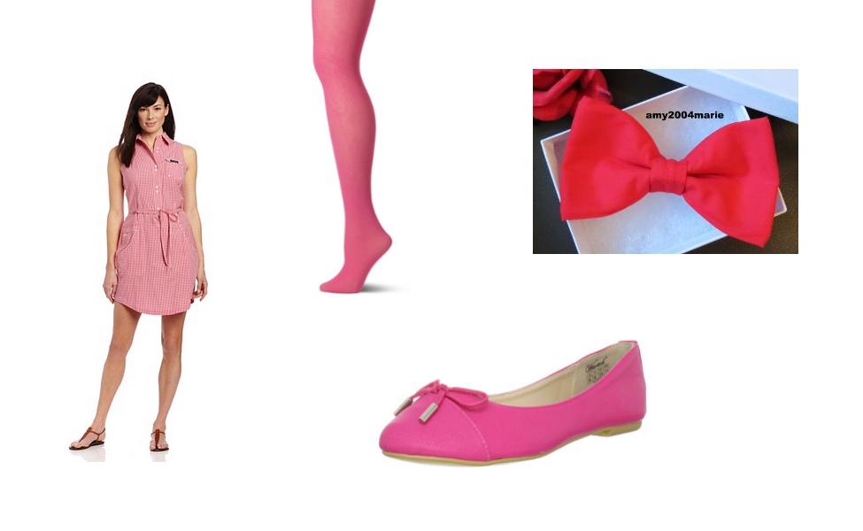 Tiffi from Candy Crush Saga Costume