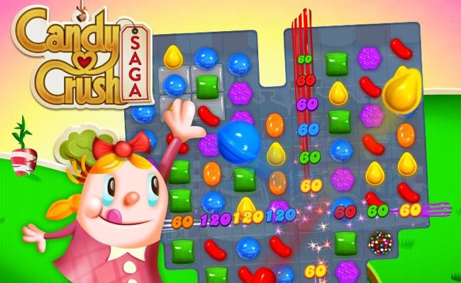 Tiffi from Candy Crush Saga
