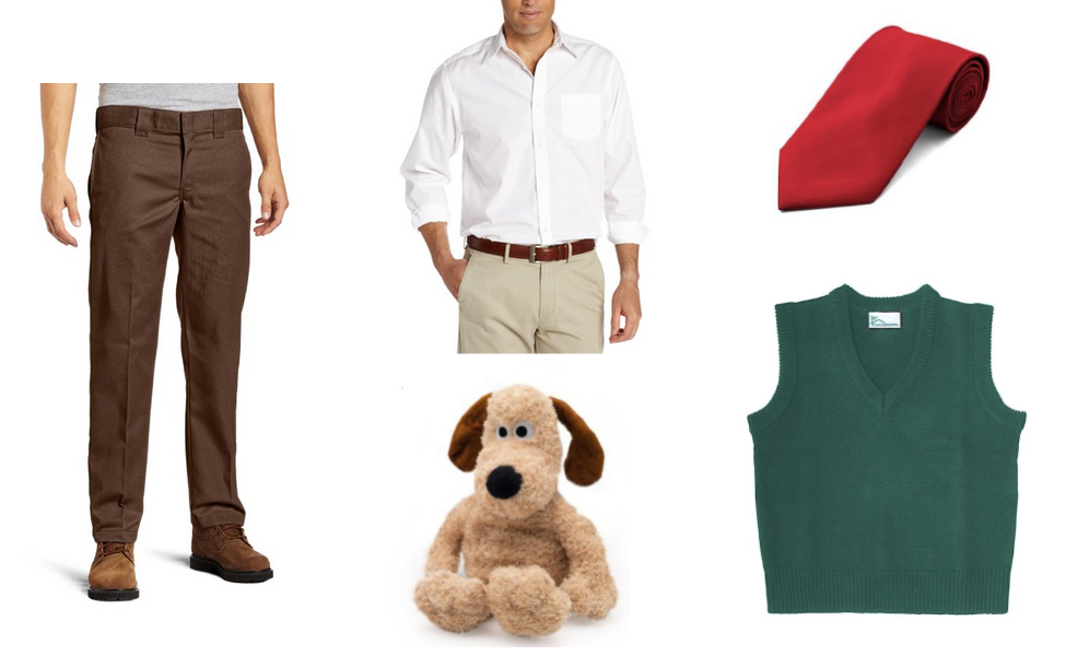 Wallace and Gromit Costume