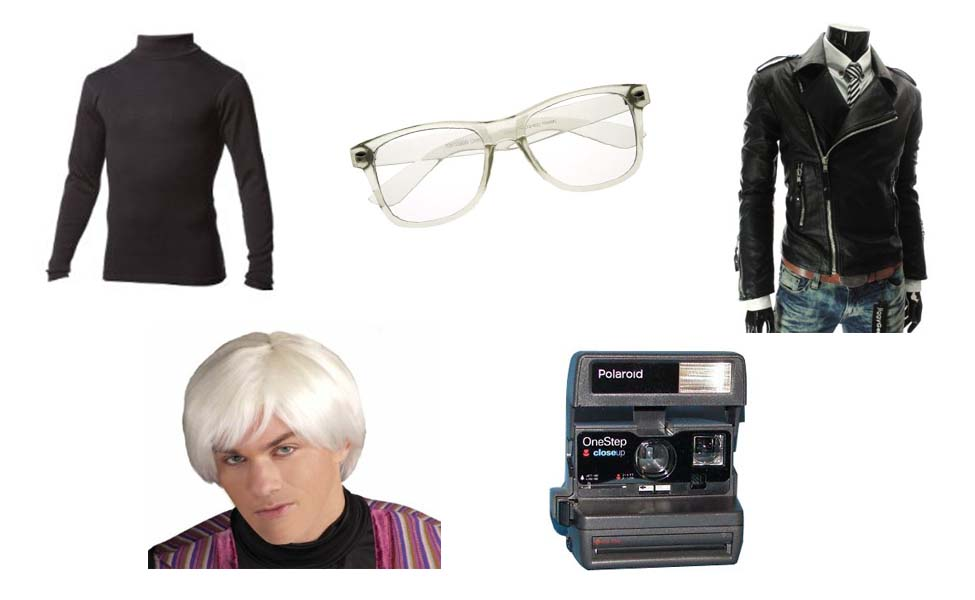 Andy Warhol Costume